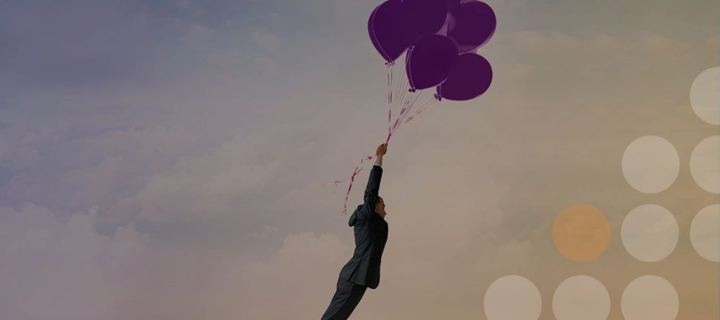 Chemieuro. Marketing Campaign. Balloons. Slider 1350x600px