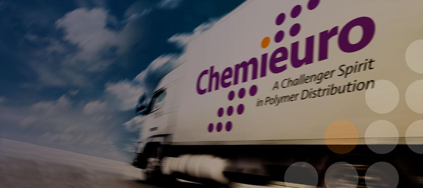 Chemieuro. Corporate. The indispensable link. Slider 1350x600px