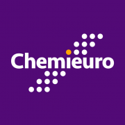 Chemieuro. Apple Touch Icon. 180px