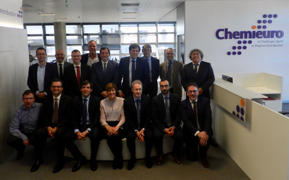 Chemieuro. Annual Sales Meeting 2017. #2