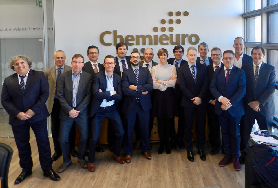 Chemieuro. Annual Sales Meeting 2017. #1