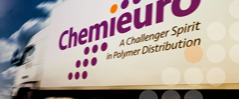 Chemieuro. Our competencies. Polymer sales and distribution