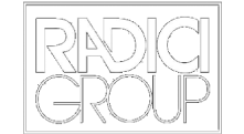 Chemieuro. Producers. Radicci Group. Logo. White. Transparent